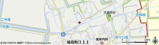株式会社エリア周辺の地図