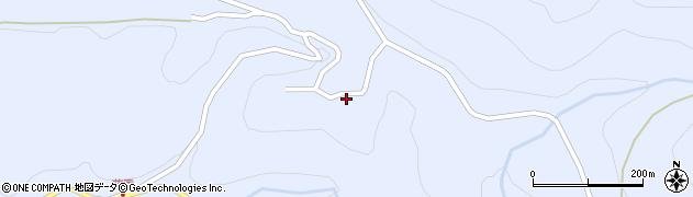 大分県玖珠郡玖珠町山浦1332周辺の地図