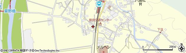大分県玖珠郡九重町右田3097周辺の地図
