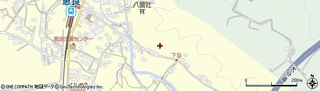 大分県玖珠郡九重町右田3408周辺の地図