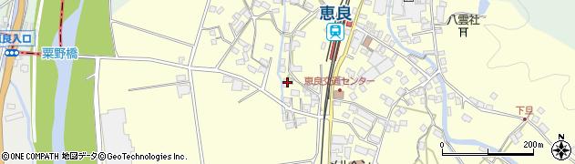 大分県玖珠郡九重町右田3094周辺の地図