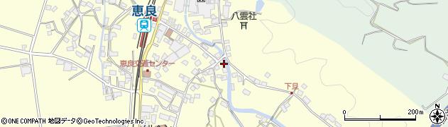 大分県玖珠郡九重町右田3135周辺の地図
