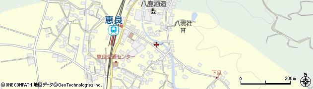大分県玖珠郡九重町右田3133周辺の地図