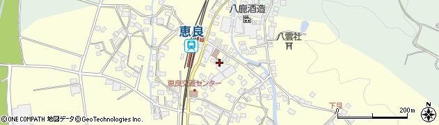 大分県玖珠郡九重町右田3080周辺の地図