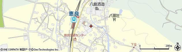 大分県玖珠郡九重町右田3081周辺の地図