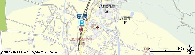大分県玖珠郡九重町右田3083周辺の地図