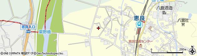 大分県玖珠郡九重町右田2945周辺の地図