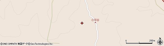 大分県玖珠郡九重町野上3859周辺の地図