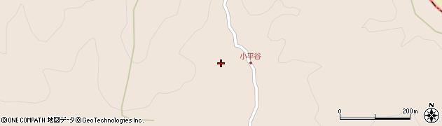 大分県玖珠郡九重町野上3857周辺の地図