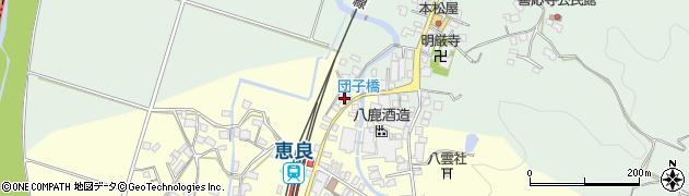 大分県玖珠郡九重町右田3054周辺の地図