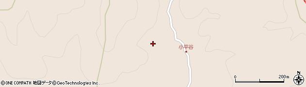 大分県玖珠郡九重町野上3846周辺の地図
