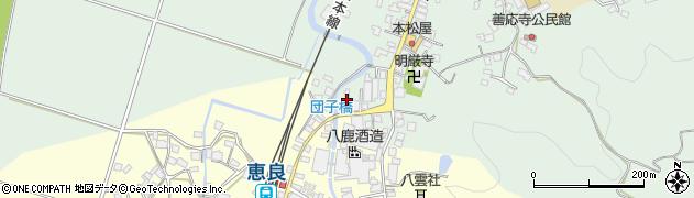大分県玖珠郡九重町右田3370周辺の地図