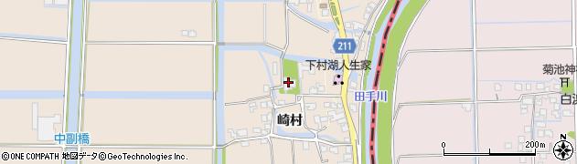 真福寺周辺の地図