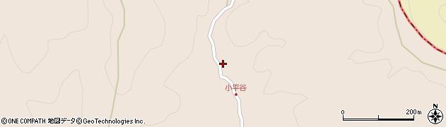 大分県玖珠郡九重町野上3823周辺の地図