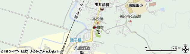 大分県玖珠郡九重町恵良577周辺の地図