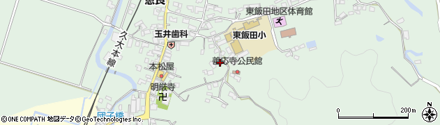 大分県玖珠郡九重町恵良506周辺の地図