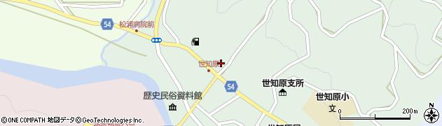 正教寺周辺の地図