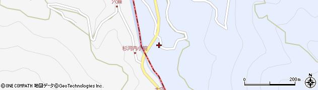 大分県玖珠郡玖珠町山浦842周辺の地図
