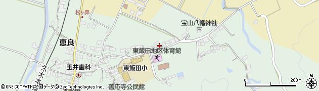 大分県玖珠郡九重町恵良469周辺の地図