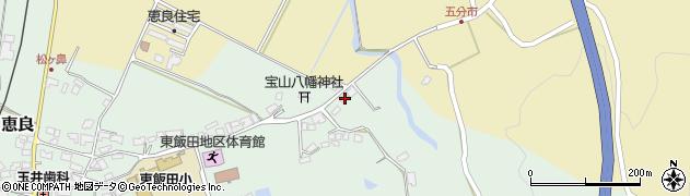 大分県玖珠郡九重町松木5335周辺の地図