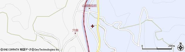 大分県玖珠郡玖珠町山浦796周辺の地図