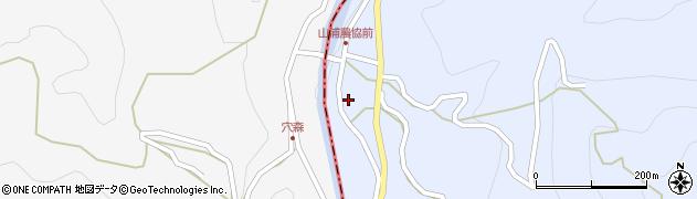 大分県玖珠郡玖珠町山浦789周辺の地図