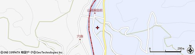 大分県玖珠郡玖珠町山浦788周辺の地図
