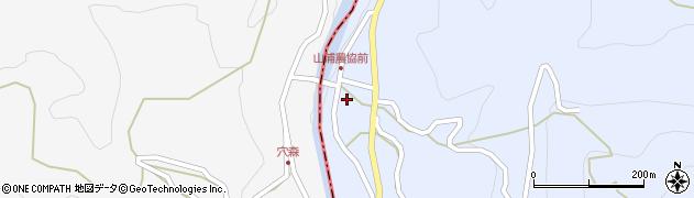 大分県玖珠郡玖珠町山浦791周辺の地図
