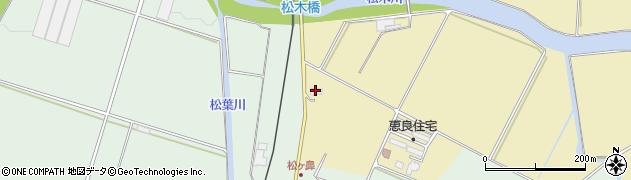 大分県玖珠郡九重町松木5444周辺の地図
