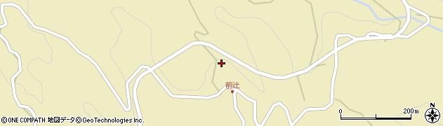 大分県玖珠郡九重町松木4257周辺の地図