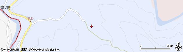 大分県玖珠郡玖珠町山浦461周辺の地図