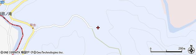 大分県玖珠郡玖珠町山浦429周辺の地図