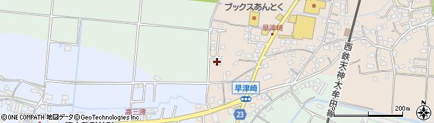特別養護老人ホームふれあいの園みづま館周辺の地図