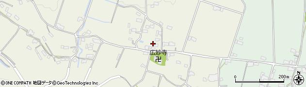 大分県玖珠郡玖珠町山田711周辺の地図