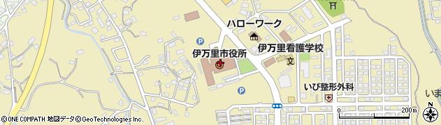 佐賀県伊万里市周辺の地図