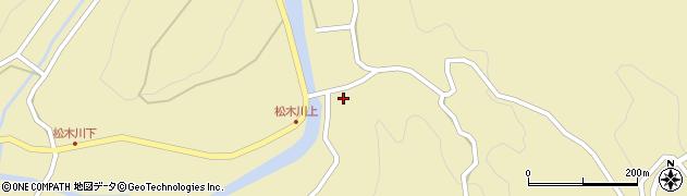 大分県玖珠郡九重町松木4881周辺の地図
