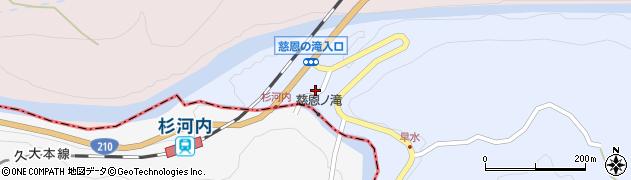 大分県玖珠郡玖珠町山浦618周辺の地図