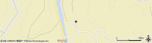 大分県玖珠郡九重町松木4420周辺の地図