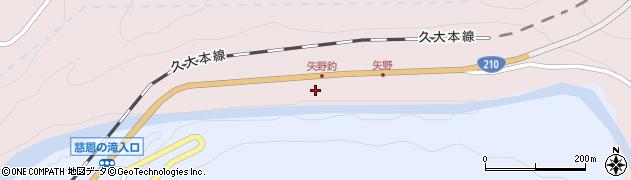 大分県玖珠郡玖珠町戸畑8162周辺の地図