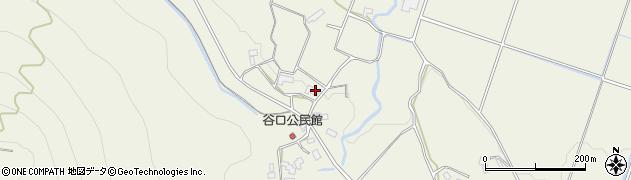 大分県玖珠郡玖珠町山田1810周辺の地図