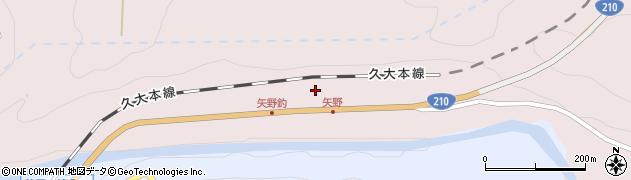 大分県玖珠郡玖珠町戸畑8030周辺の地図