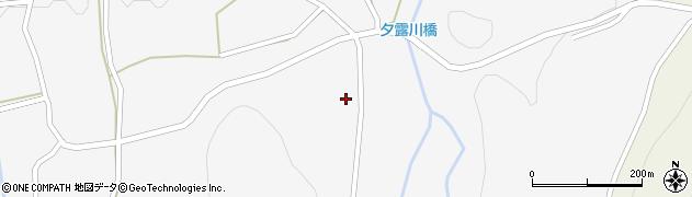 大分県玖珠郡玖珠町小田300周辺の地図