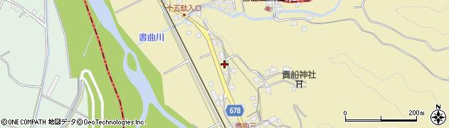 大分県玖珠郡九重町松木103周辺の地図
