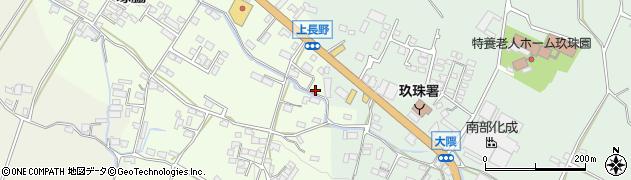 大分県玖珠郡玖珠町塚脇716-1周辺の地図