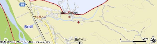大分県玖珠郡九重町松木86周辺の地図