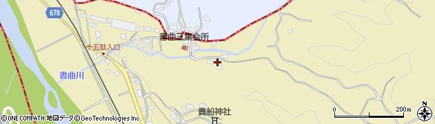 大分県玖珠郡九重町松木167周辺の地図