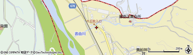 大分県玖珠郡九重町松木92周辺の地図