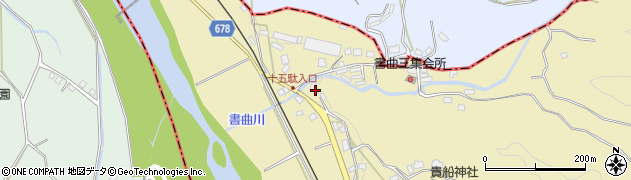 大分県玖珠郡九重町松木87周辺の地図