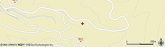 大分県玖珠郡九重町松木3264周辺の地図