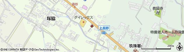 大分県玖珠郡玖珠町塚脇727周辺の地図